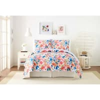 Modern Heirloom Conservatory Garden Quilt Set