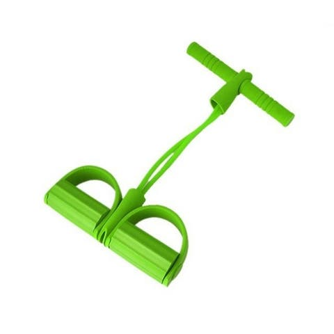 Resistance Band Abdominal Trainer