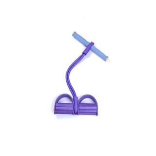 Resistance Band Abdominal Trainer (Option: Purple)