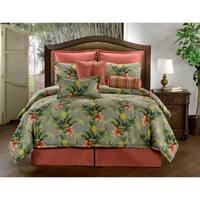 Pineapple Comforter Set 9 or 10 pc