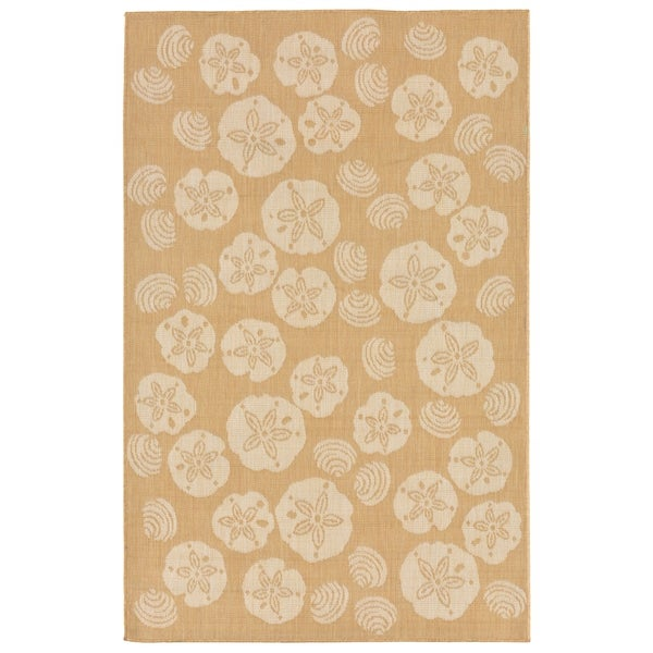 Sea Gems Outdoor Rug - 7'10 x 7'10