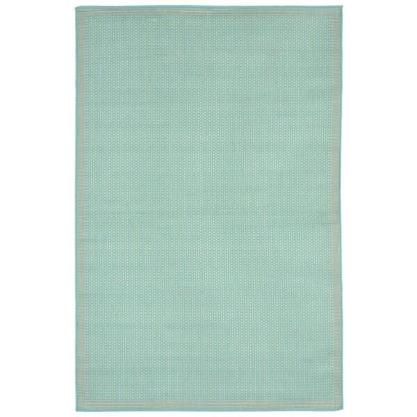 Liora Manne Weave Outdoor Rug (7'10 x 7'10) - 7'10 x 7'10