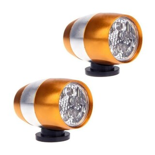 6 LED Waterproof Mini Cycling Safety Light