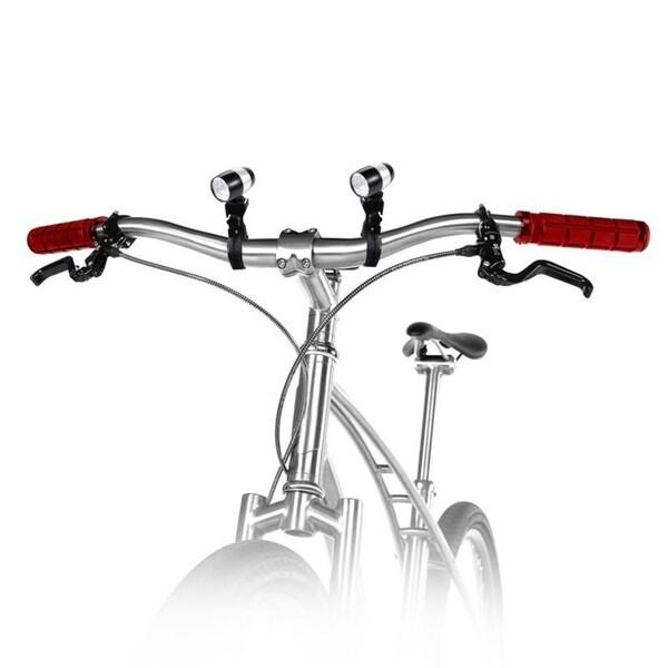 6 LED Waterproof Mini Cycling Safety Light