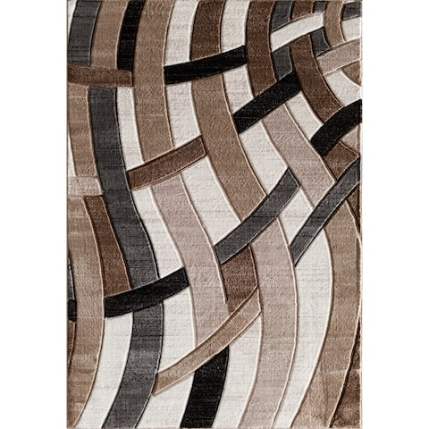 Coventry Tonal Waves Beige