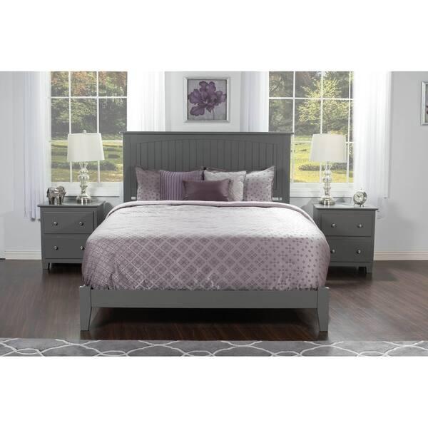 Nantucket Queen Traditional Bed In