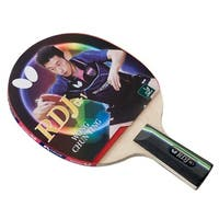 Butterfly RDJ CS1 Table Tennis Racket  ITTF Approved Paddle  Great Spin, Speed, and Cont