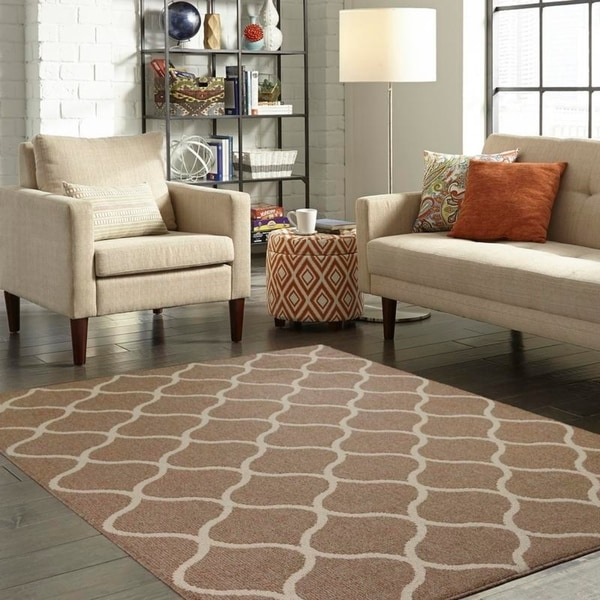 Shop Maples Rugs Moscow Trellis Accent Rug 2 6 Quot X3 10