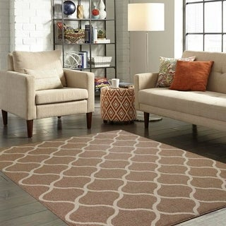"Maples Rugs Moscow Trellis Accent Rug (2'6""x3'10"")"