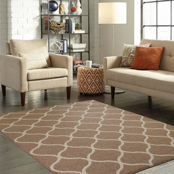 Shop Maples Rugs Moscow Trellis Area Rug 7 X10 Free