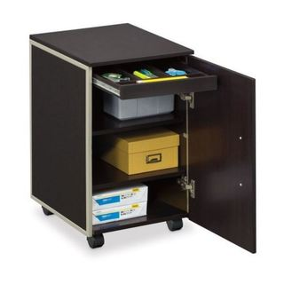 At Work Mobile Storage Pedestal Cabinet