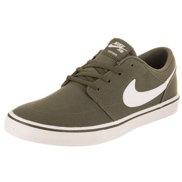 5243d7aca9 Shop Nike Men's SB Portmore II Solar Cnvs Skate Shoe - Ships To ...