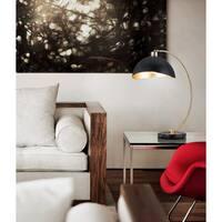 Nova Luna Bella Table Lamp, Weathered Brass