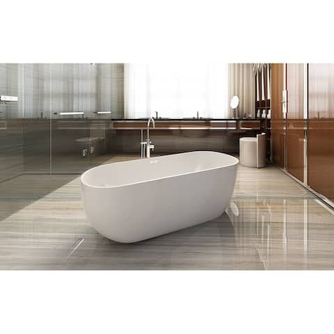 Under 60 Inches Bathtubs Find Great Home Improvement Deals