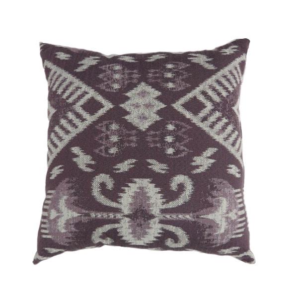 Furniture of America Kede Contemporary Fabric Throw Pillows Set of 2