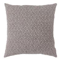 Furniture of America Joni Greek Key Throw Pillows (Set of 2)