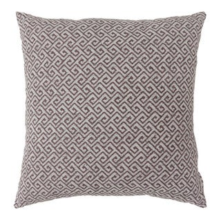 Furniture of America Joni Greek Key Throw Pillows (Set of 2)