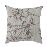 Furniture of America Derlan Bamboo Throw Pillows (Set of 2)