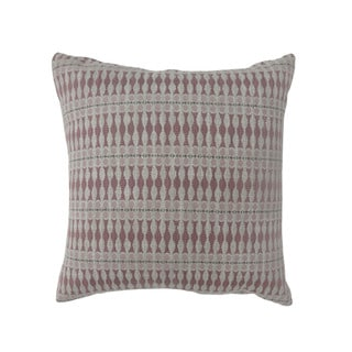 Furniture of America Sild Contemporary Fabric Throw Pillows Set of 2