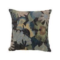 Furniture of America Baldwin Flower/Leaf Pillows (Set of 2)