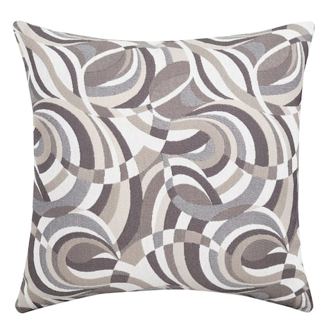 Furniture of America Yice Contemporary Fabric Throw Pillows Set of 2