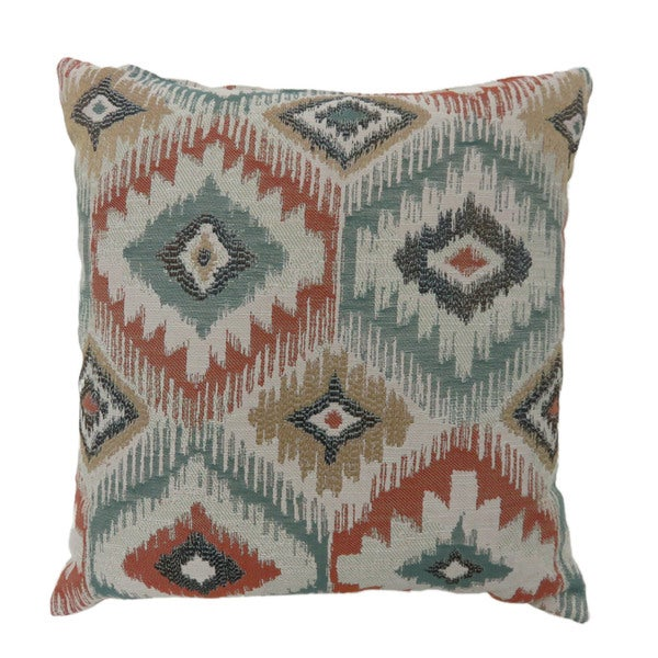 Furniture of America Ziba Contemporary Fabric Throw Pillows Set of 2