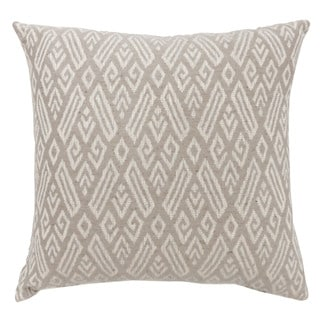 Furniture of America Revis Tribal Cross Throw Pillow (set of 2)