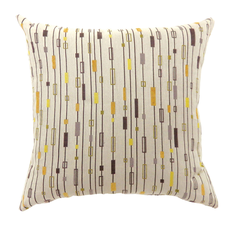 Shop Furniture of America Mason Mid Century Modern Throw Pillow (set ...