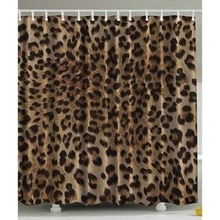 Bathroom Accessories Leopard Print Sexy Shower Curtain