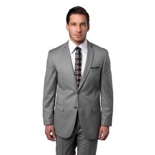 Men's Suit Set 2 Piece Notch Lapel Casual Suit Set Men's Suit