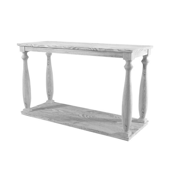 Shop Furniture Of America Bethany Farmhouse Rustic Antique White