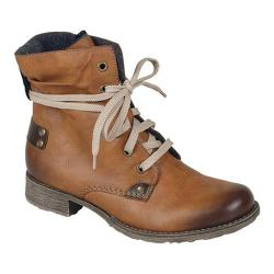 8787a00961 Women's Rieker-Antistress Payton 20 Ankle Boot Cayenne/Kastanie Synthetic