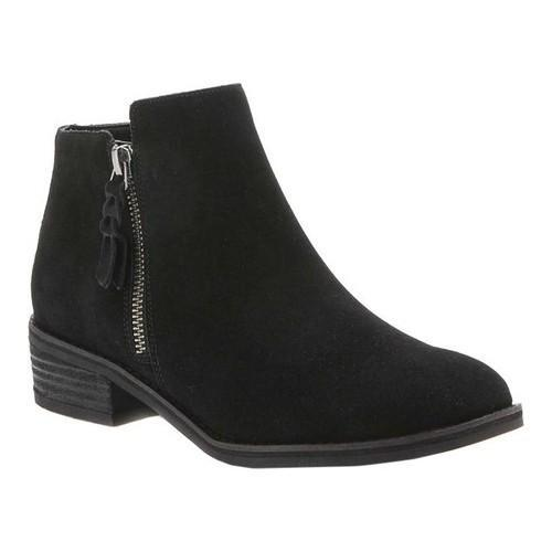 30d333445dbb Shop Women s Blondo Liam Waterproof Bootie Black Suede - Free Shipping  Today - Overstock - 17969930
