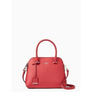 Kate Spade Ccameron Street Maise Satchel Rosso Red