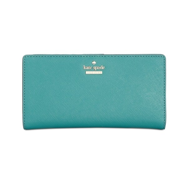 Shop Kate Spade New York Cameron Street Stacy Wallet Pine