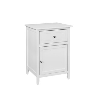 Glory Furniture 1 Drawer/1Door Nightstand