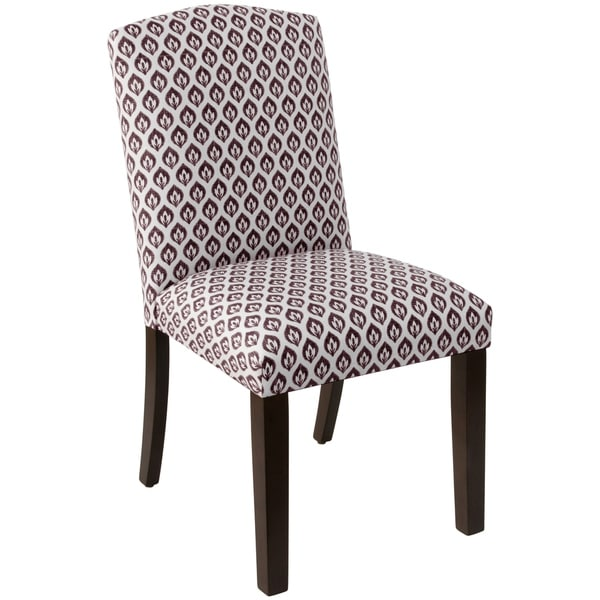Floral Dining Room Chairs: Shop Skyline Furniture Camel Back Dining Chair In Elliot