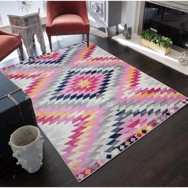 """CosmoLiving Lady Leila rug - 5'3""""x7'"""