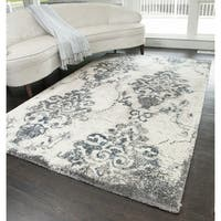 Webster Modern Vintage Medallion Area Rug - 8' x 10'
