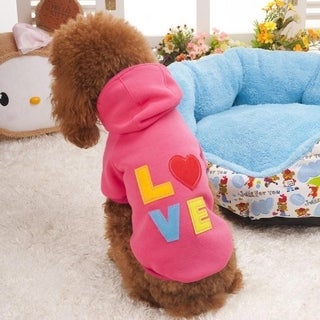 LOVE Doggy Hoodie