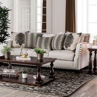 Hearn Contemporary Sofa by FOA