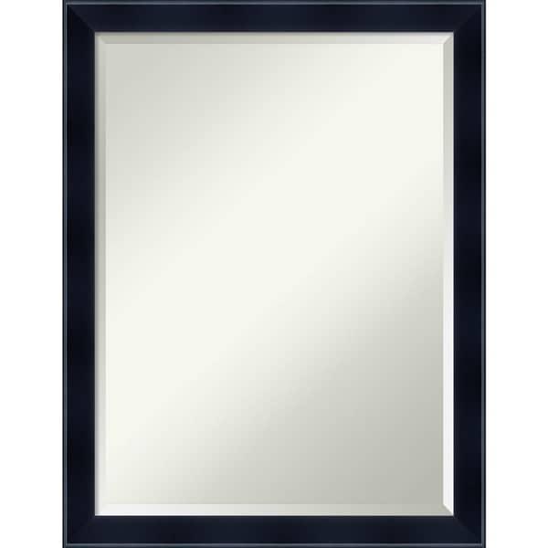 Bathroom Mirror, Madison Black