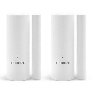 smanos DS-20 2 Door/Window Sensor (Set of 2) for smanos K1 Security System