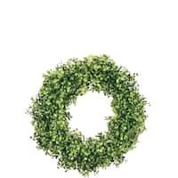 Maiden Hair Fern Wreath