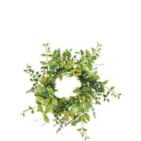 Fern and Berry Wreath