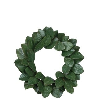 Link to Magnolia Leaf Wreath Similar Items in Decorative Accessories