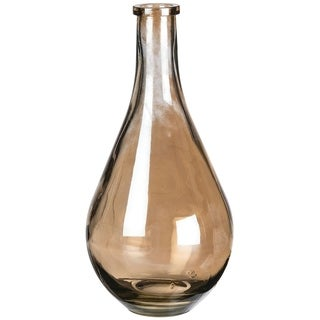 Gold Bottle Vase