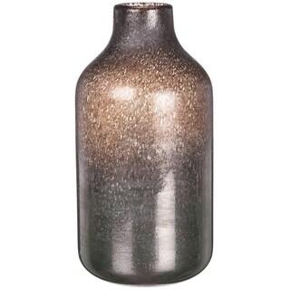 Golden Brown Ombre Vase