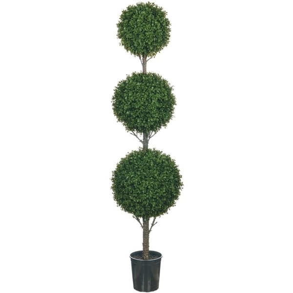 Boxwood 3 Tier Topiary Tree. Opens flyout.