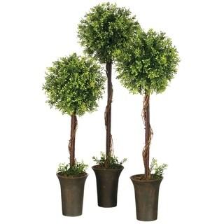 Tealeaf & Berry Topiary Tree